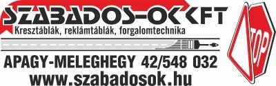 Szabadosok Kft logo